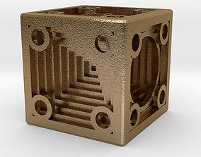 3D printable model chance Dice