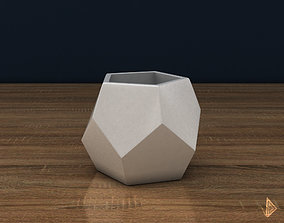 VASE 001 3D print model design