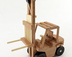 3D Toy Forklift