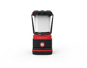 camping lantern 3D