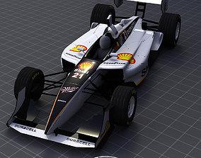3D model 2006 Champ Shell Miller Team