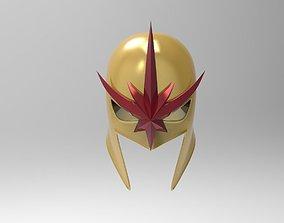 Nova Prime Helmet for 3D Printing