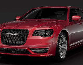 Chrysler 300 S Sport LX2 2018 3D model