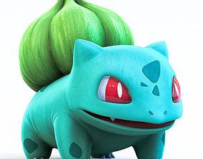 Pokemon Bulbasaur 3D model