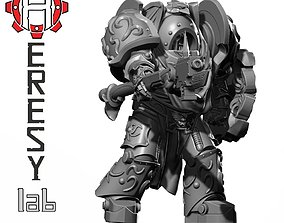 HeresyLab Talon Meka MK1 3D print model HL132