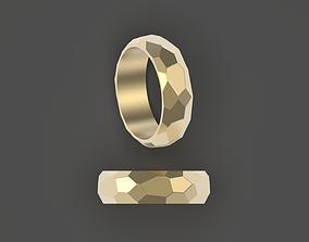 Rock ring 3D print model