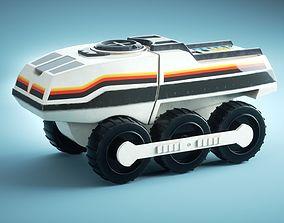 3D Bigtrak toy car