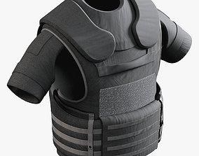 Body Armor 3D asset