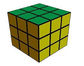 Rubicks Cube 3D