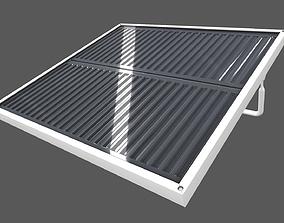 3D model solar collector 6