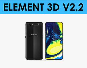 E3D - Samsung Galaxy A80