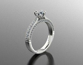 jewelry 3D print model Ring 9