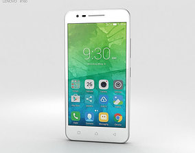 3D Lenovo Vibe C2 White