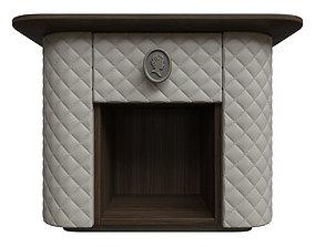 3D Alberta Salotti Penelope nightstand