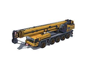 3D model Mobile Crane
