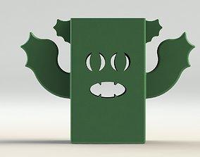 Swamp Monster Pen Holder 3D printable model
