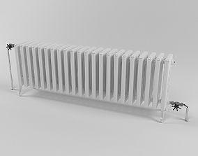 Charlston-41 heating radiator 3D model