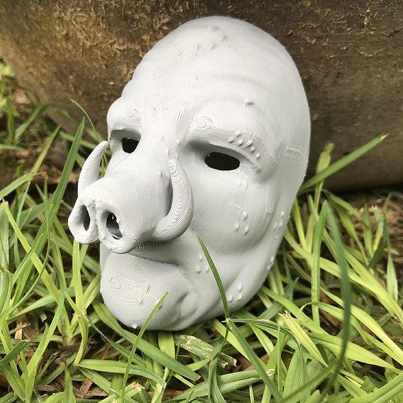Wookalar Mask