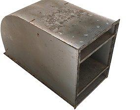 Ventilation Modular 01 02 A 3D asset