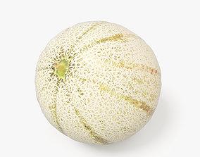 Melon 3D model game-ready