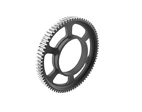3D printable model Rotax DD2 1st gear