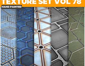 Scifi Vol 78 - Game PBR Textures 3D model