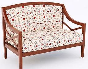 3D Modern Times 9185P sofa