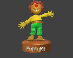 3D printable model other Pumuki