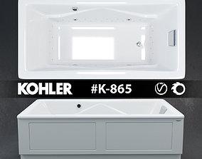 Kohler Bath K-865 3D model