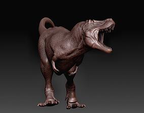 3D printable model Tirannosaurus T Rex