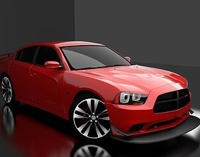 Dodge Charger SRT8 3D model