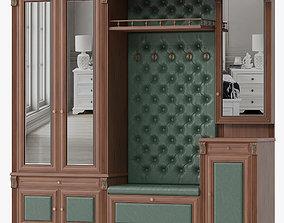 3D Classic Hallway 1