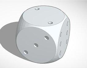 3D printable model 20mm Dice