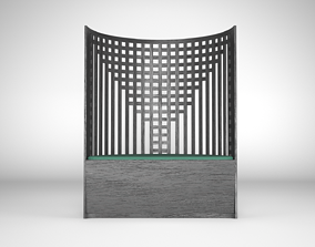 WILLOW 1 Chair 3D model