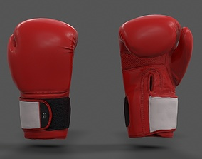 VR Hands - Boxing Glove 3D asset