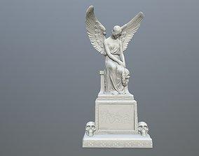 Statue 3 3D print model