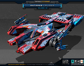 NEXTGEN - Antares Cruiser - Class IX 3D model