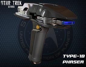3D printable model Star Trek Beyond Type-1B Phaser