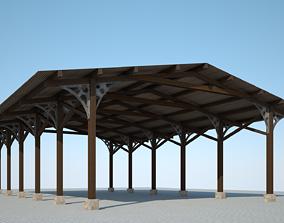 3D Old Shelter