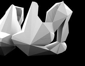 R3 Starchaser Shoe right 3D print model