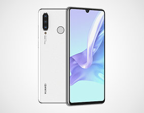 3D HUAWEI P30 LITE smartphone