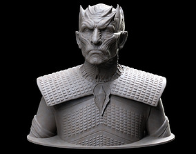 Night King Bust 3 - Game of Thrones 3D printable model