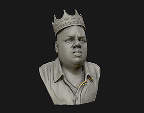 notorious The Notorious BIG 3D model