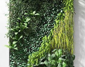 3D model Vertical Garden 3