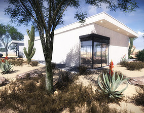 House 3 - Modern City Villa 3D model