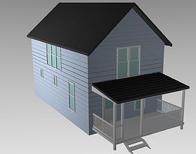 3D model Prop house