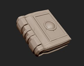 3D print model Miniature Spell Book - Board game
