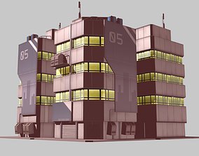 3D asset Apartment 1