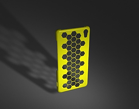 3D printable model Beehive Style Phone Case for Sony Z2