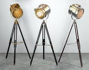 3D model Tobias Grau Floor Lamp